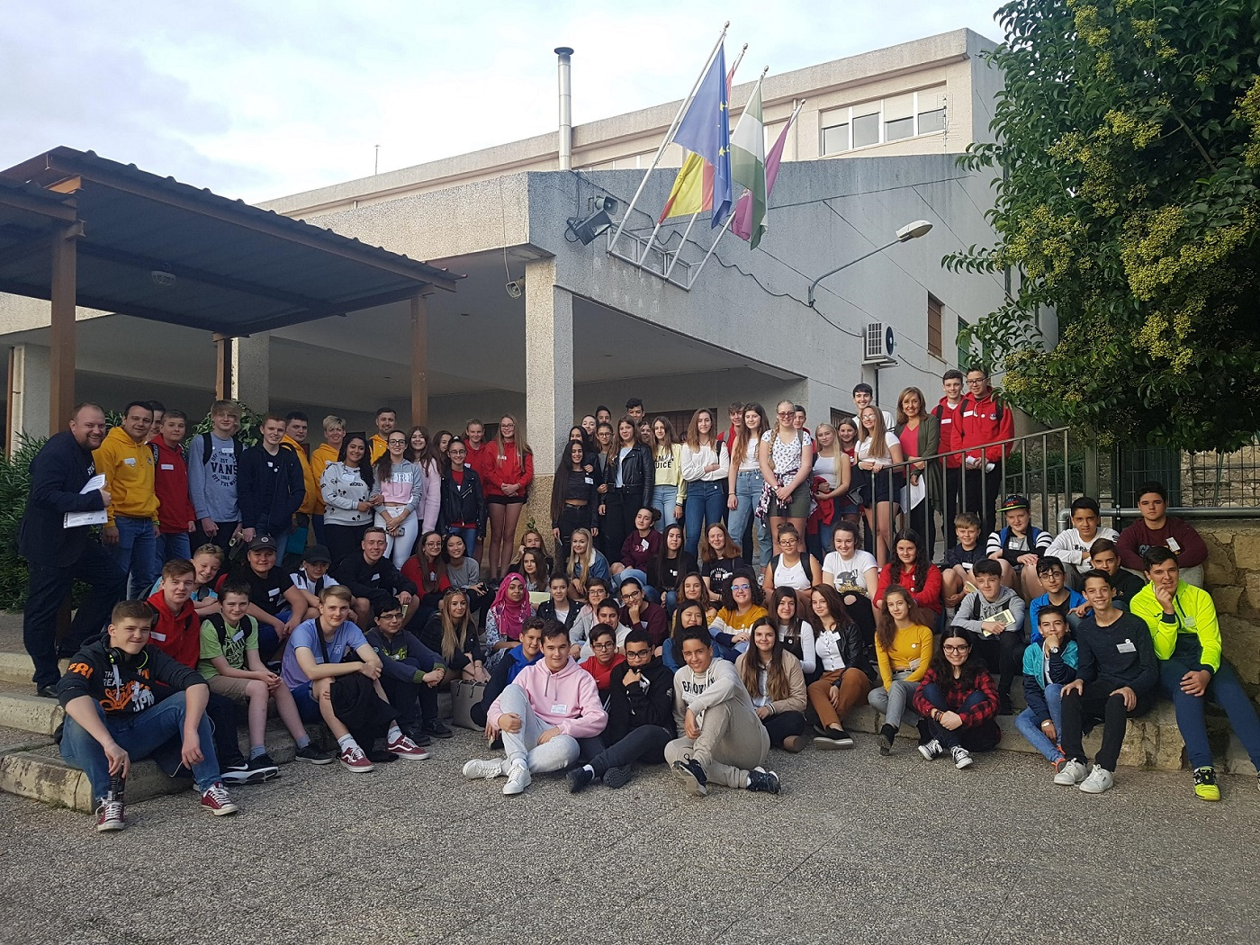Felpham Community College to Jaén