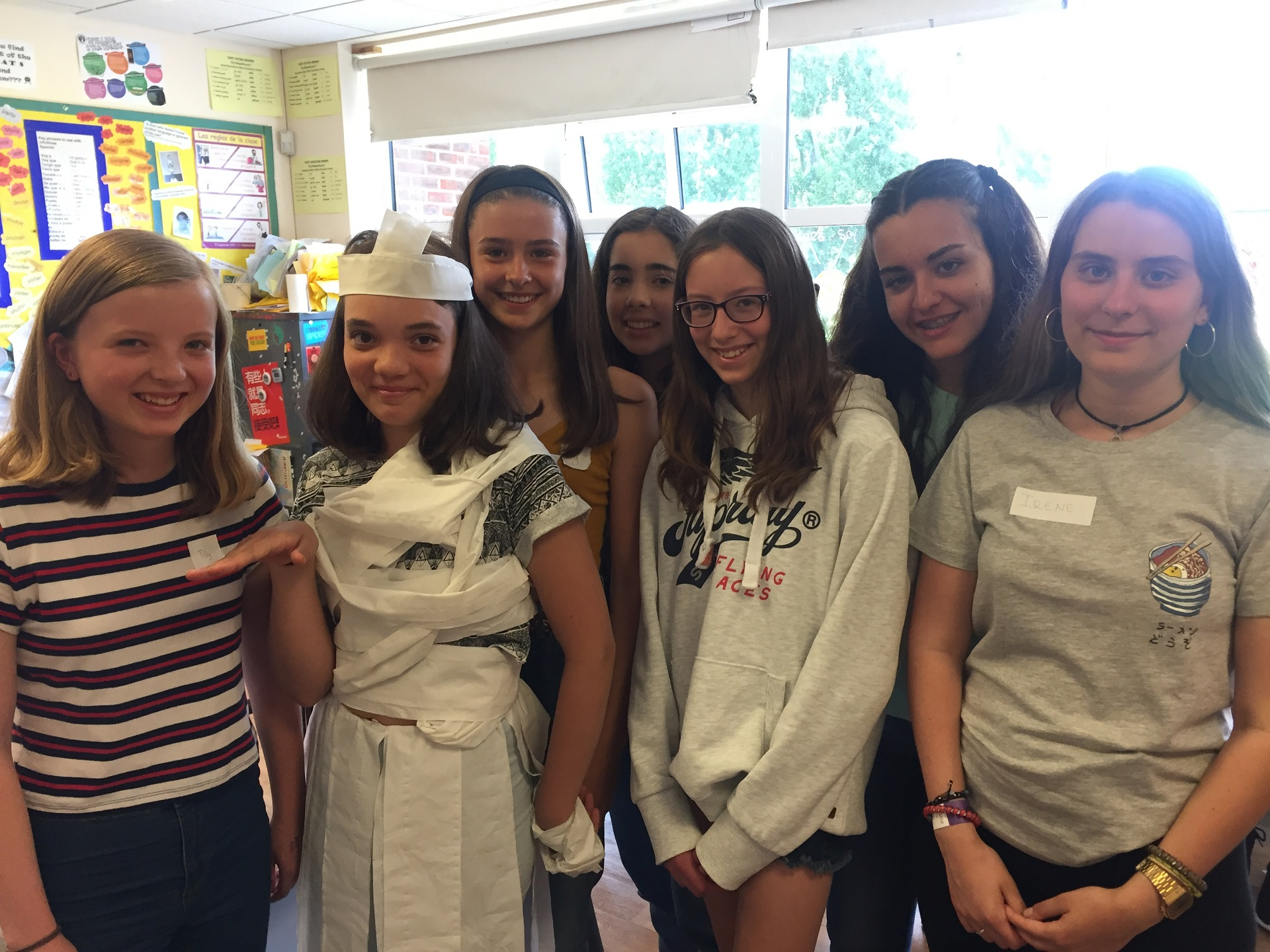 IES Jabalcuz visit Priory School, Lewes, 13th – 20th June 2017